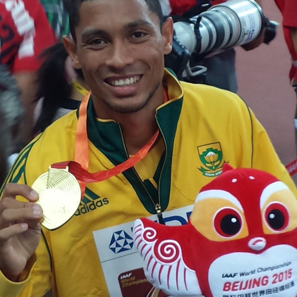 wayde medal